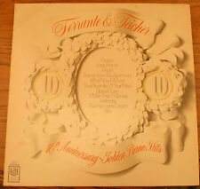 FERRANTE & TEICHER 10th Anniv-Golden Piano Hits United Artists (UXS 70) 2 LP VG+