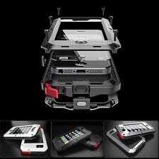 Waterproof Shockproof Aluminum Gorilla Metal Cover Case for iPhone 4 4S 5S 5 5C