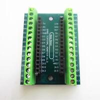 Neu Nano Terminal Adapter für Arduino Nano V3.0 AVR ATMEGA328P Module Board