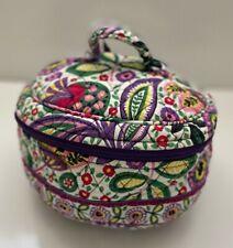 Vera Bradley Toiletries/Cosmetic/Makeup Travel Organizer Bag/Case - Multi-color