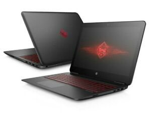HP OMEN 15-ax202na Laptop 15.6 inch Intel Core i5-7300HQ 8 GB RAM GTX 1050