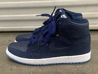 Mens 2014 Nike Air Jordan Retro 1 Family Forever Sneaker US Sz 10.5 682781-415