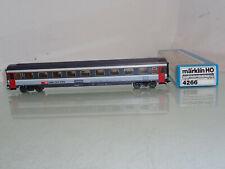 Märklin H0 4266 Schnellzugwagen Euro-City 1.Kl. 70500-7 Am der SBB OVP (HS291)