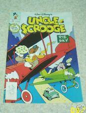 Walt Disney's Uncle Scrooge 243, NM- (9.2) 1990 VAN HORN!