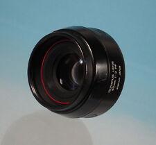 Olympus 50mm/2 pf objetivamente lens objectif para Olympus om 101 - (25134)
