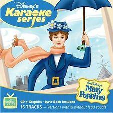 Disney's Karaoke Series: Mary Poppins by Disney's Karaoke Series (CD,...