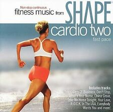 Shape Fitness Music: Cardio 2 Pure Rock 2006