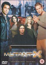 MUTANT X - Series 1. Episodes 7 & 8. John Shea (DVD02)