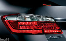 Genuine OEM Honda 2013 Accord LED Tail lamp kit fits all 13-15 Accord Sedan 4 dr