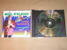 CD / HUBERT BANNWARTH  ET SA CLARINETTE MAGIQUE / NOEL D'ALSACE / RARE / TB ETAT