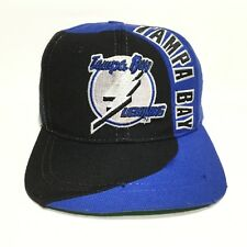 VTG Tampa Bay Lightning American Needle 90s Hat Snapback Cap NHL Hockey