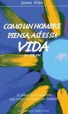 Como un hombre piensa asi es su vida (Spanish Edition), , James Allen, Very Good