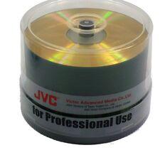 50 x TAIYO-YUDEN CD-R 80 'Studio Gold' - JVC Advanced - Audio Gold VERY RARE