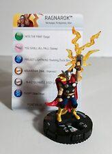 Ragnarok Thor #110 Chase LE Heroclix - Civil War - Avengers Mint Look!
