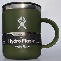 Hydro Flask 12oz Stainless Steel Coffee Mug Olive