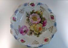 Nuremberg Bavaria Jon Roth - Large Serving Bowl -Vintage - Cabbage Roses