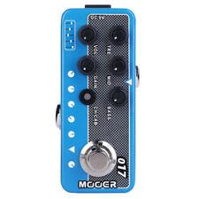 Mooer Micro Preamp 017 CALI MK IV Based on Mesa Boogie MK IV