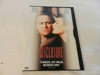 Disclosure (DVD, 1997, Standard and letterbox) Demi Moore, Michael Douglas