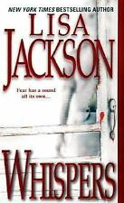 Whispers by Lisa Jackson (2003, Paperback)
