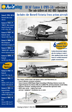 RCAF Canso A (PBY-5A) sub-killers of 162 (BR) Sqn – 1/48 scale Decals 'n Docs