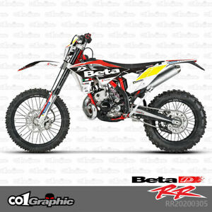 GRAPHICS DECALS STICKERS FULL KIT FOR BETA RR 2020