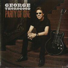 THOROGOOD GEORGE PARTY OF ONE VINILE LP NUOVO SIGILLATO !