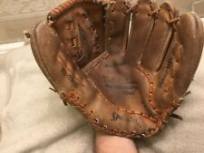 "Spalding 42-3321 12"" Bob Gibson Baseball Softball Glove Right Hand Throw"