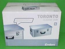 "Enders 3888 Aluminiumbox, Alubox, Alukiste, Transportkiste ""TORONTO""- Größe S"