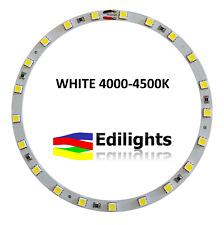 MODULO A CERCHIO 21 LED SMD 5050 RING 140MM/124MM 12V LUCE BIANCA 4000-4500K