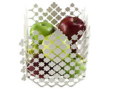 Alessi Blossom fruit bowl white EMA01 W