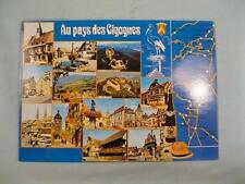 Au Pays Des Cigognes Unused Postcard Image De France Laurier D'Or Creation (O)