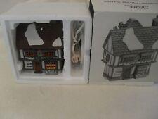 Dept 56 Dickens Village Series Tutbury Printer #5586-9
