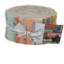 "Moda FABRIC Jelly Roll ~ CORNER OF 5TH & FUN ~ by Sandy Gervais 2 1/2"" Strips"