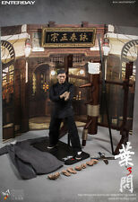 1/6 Enterbay Real Masterpiec RM-1069 Ip Man 3 Donnie Yen Chi Tan Action Figure