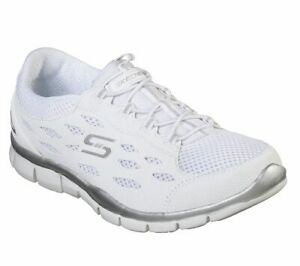 Mismatched Skechers Womens Gratis Going Place Air Cooled Memory foam Shoes 22603
