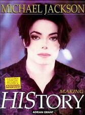 Michael Jackson: Making History, Grant, Adrian, New Books