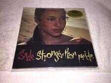 Sade Stronger Than Pride vinyl  AUDIO FIDELITY 180g Sealed #24