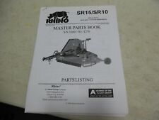 Rhino Heavy Equipment Manuals & Books for sale | eBay
