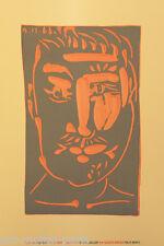 7330366a273 PICASSO PABLO AFFICHE PRODUITE EN 1977 EXPOSITION CÉRAMIQUES COLUMBUS POSTER