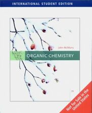 Organic Chemistry John McMurry 7th edition paperback