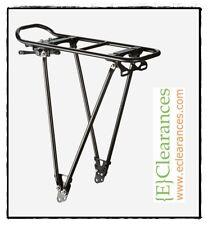 "Racktime Fold-It Bicycle Rack Carrier 26"" 28"" Adjustable Rear Mount Black 05310"