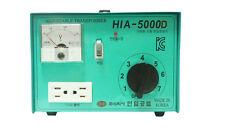 Korea HANIL Step Down Voltage Transformer  220V To 110V Home 5000W Converter
