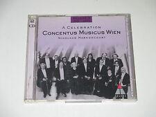 2 CD/CONCENTUS MUSICUS WIEN/HARNONCOURT/A CELEBRATION Volume 5/Teldec 49599-2