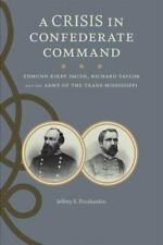 Crisis in Confederate Army of the Trans-Mississippi Civil War Command Red River