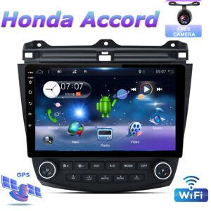 "10.1"" Car Stereo For HONDA ACCORD/EURO Android 10 GPS Navigation Head Unit WIFI"