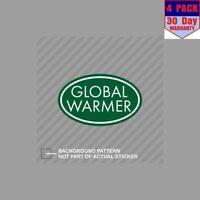 GREENPEACE Bumper Sticker Decal ~ OVAL ~ NEW!