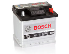 BOSCH 45 Ah Starterbatterie S3 002 12V 45Ah Batterie 545412040 NEU