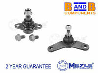 BMW MINI R50 R52 R53 ONE COOPER S FRONT OUTER & INNER LOWER BALL JOINT L/H A979