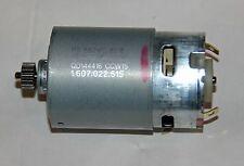 Motor Bosch 10,8 V GSR   10,8 V-Li PS 20 2607022840  Gleichstrommotor 1607022515
