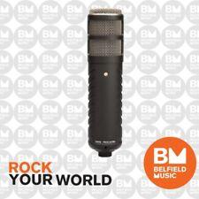 Rode Procaster Microphone Broadcast Quality Dynamic Mic Pro Caster - BNIB - BM